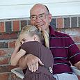 2007_june_meg_saying_goodbye_to_grandpa_