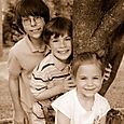 3_by_the_tree_sepia_2