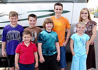2008 JUNE JULY trip to AK CO 2056
