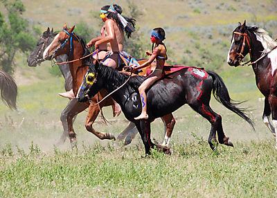 2008 June trip to AK battle at little big horn MT 1865