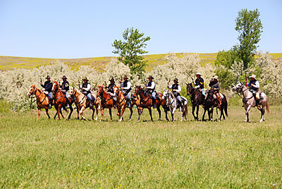 2008 June trip to AK battle at little big horn MT 1867