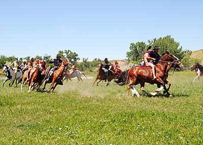 2008 June trip to AK battle at little big horn MT 1863