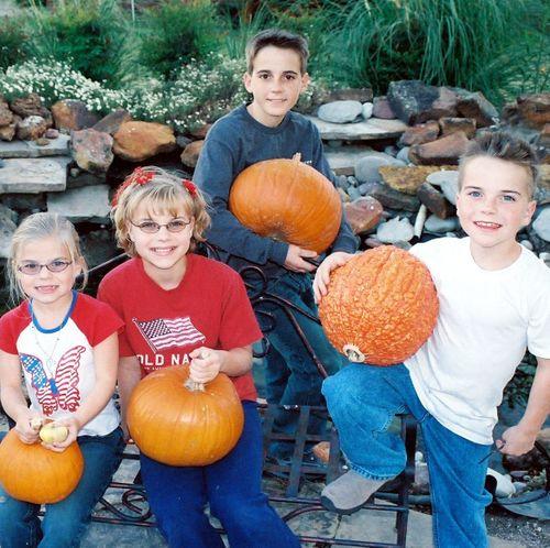 Kids, fall, 5x5 2005