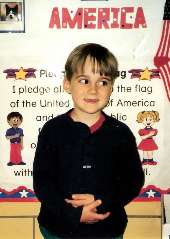 Nathan 2nd grade