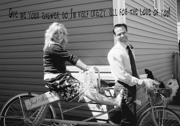Bike for two