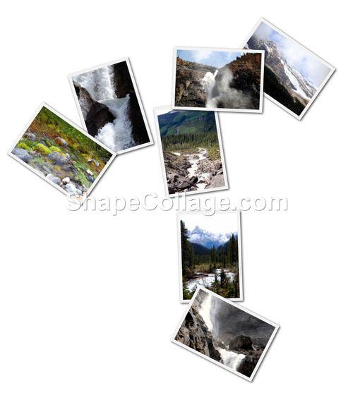 Takakkaw collage