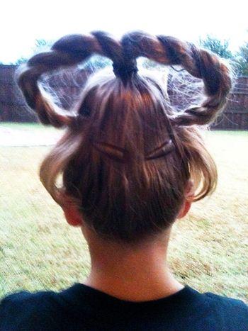 Meg who no.1 hair