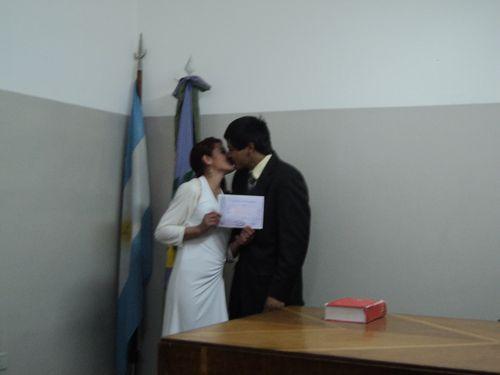 Marcelo and rocio wedding