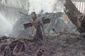 9 11 wtc cross