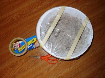 No Plastic Wrap... No Problem!