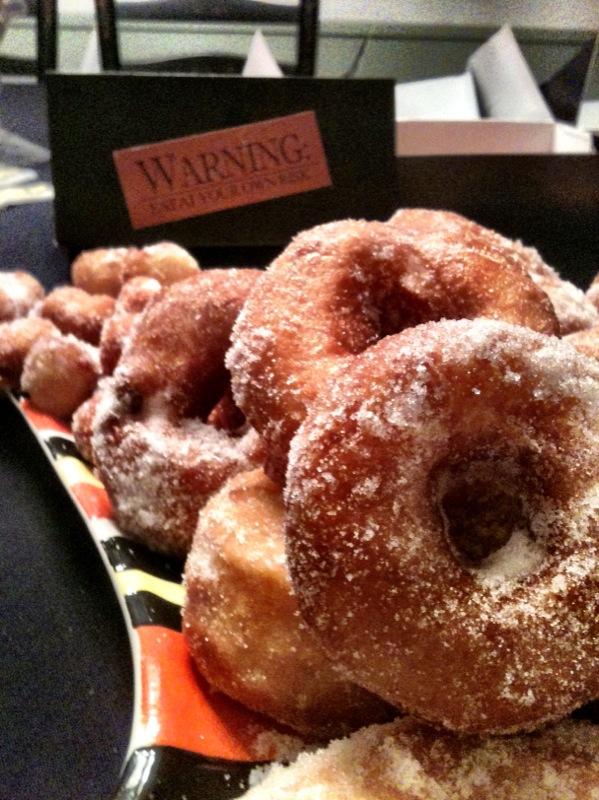 Halloween donuts 2011