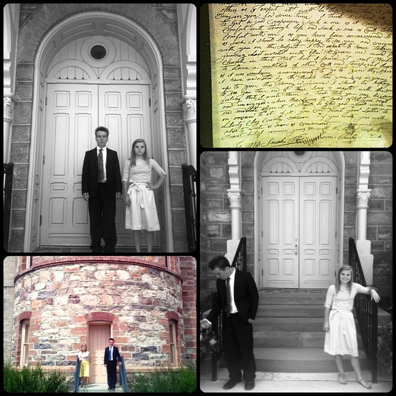 Paris tabernacle collage