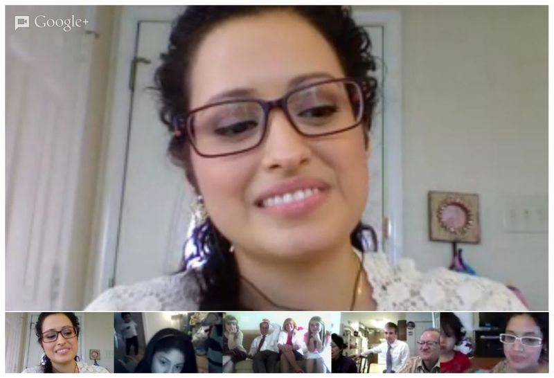 Hangout_snapshot_6 diana on mothers day