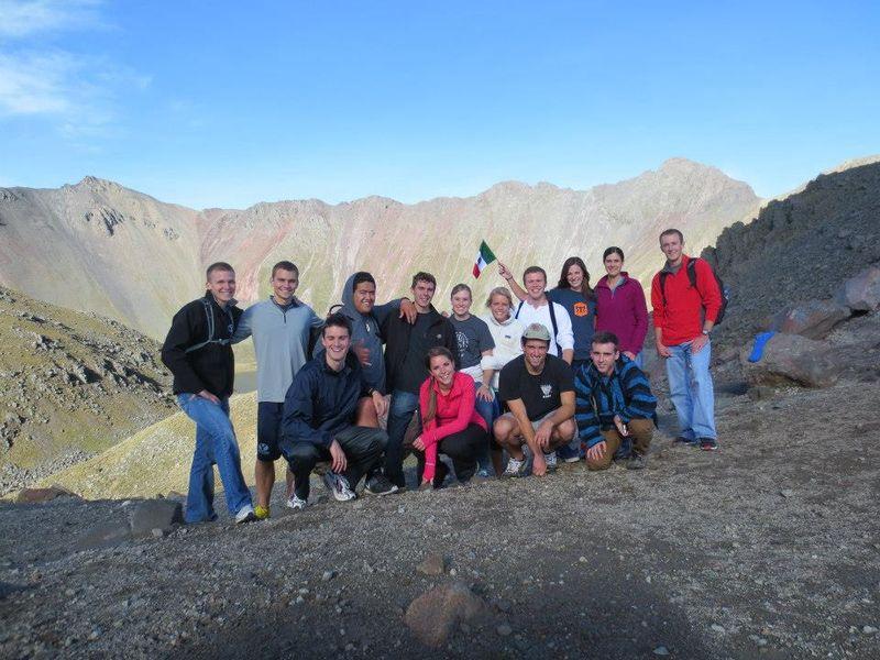 Nathan mexico city volcano trip