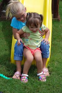 2007_aug_katelyn_and_meg_sliding_2_
