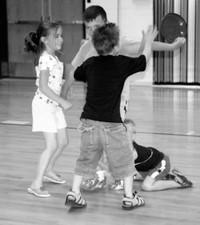 Cousins_playing