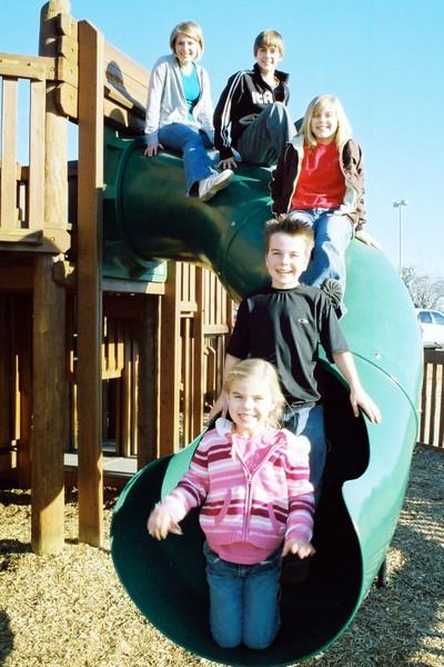 Kids_and_karen_on_slide