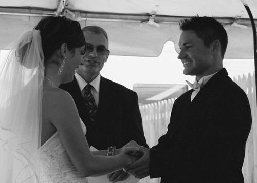 Ceremony_bw