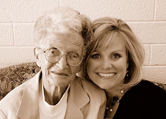 2008 MAY  grandma and me  1646